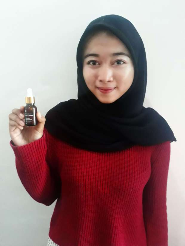 Testimoni You Need Me Acne care gel Serum Penghilang Jerawat BPOM